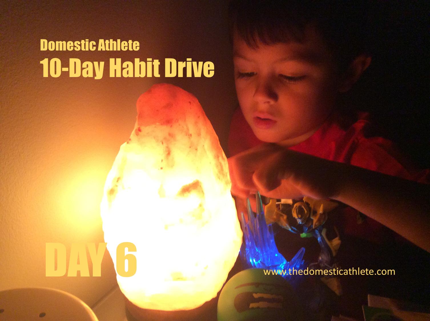 10-Day Habit Drive – Day 6 – Meditation