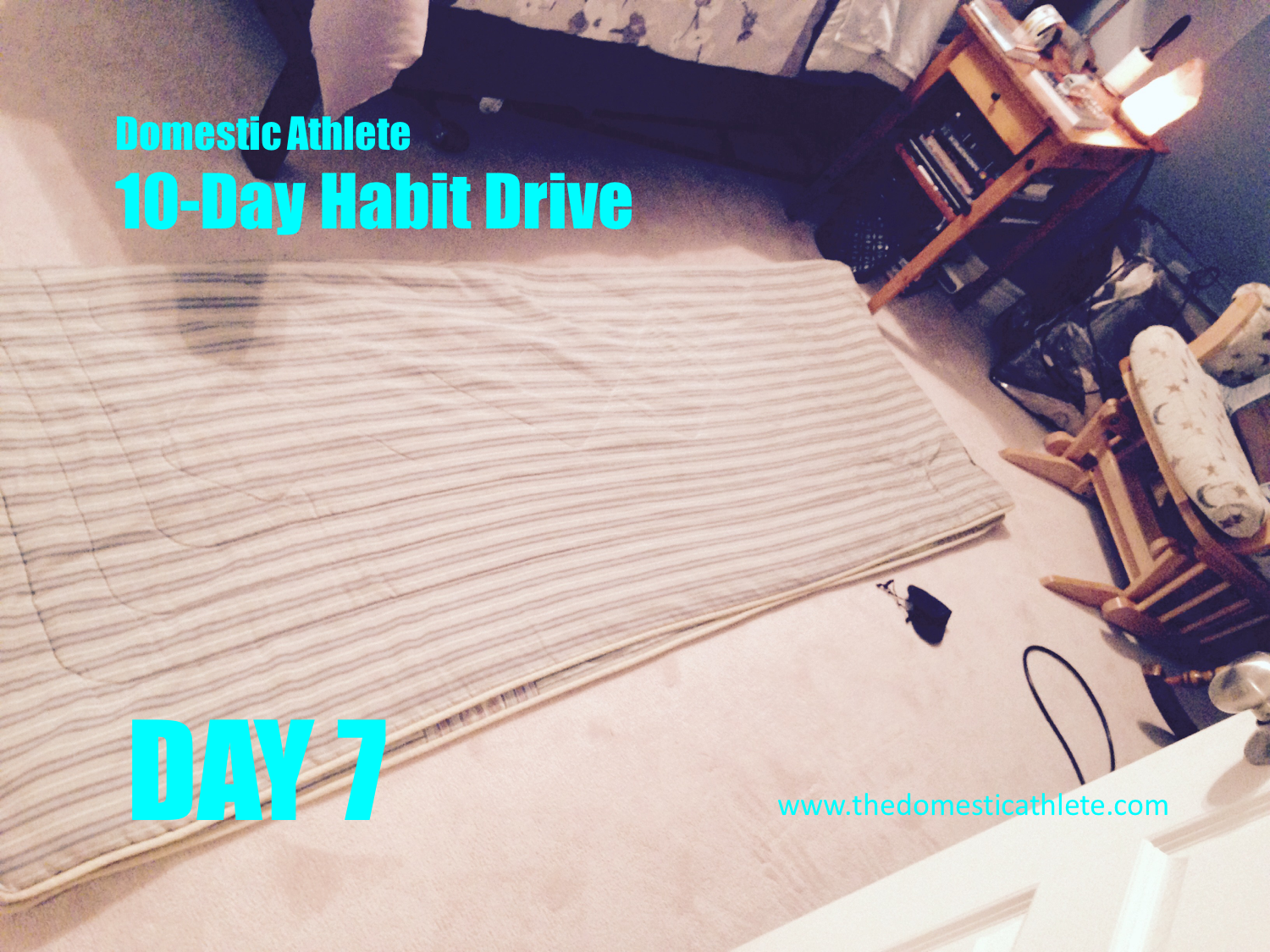 """10-Day Habit Drive – Day 7 – """"The Dad Cocoon"""""""